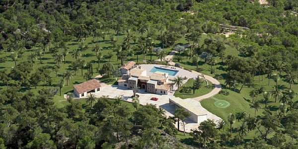 5 bedroom Finca for sale in San Telmo, Mallorca