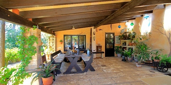 5 bedroom Finca for sale in Santa Eugenia, Mallorca