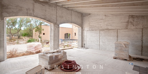 5 bedroom Finca for sale in Santanyi, Mallorca