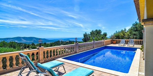 5 bedroom Finca for sale in Son Font, Mallorca