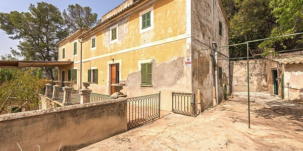 5 bedroom Land for sale in Palma, Mallorca