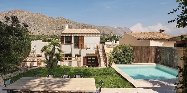 5 bedroom Townhouse for sale in Pollensa, Mallorca
