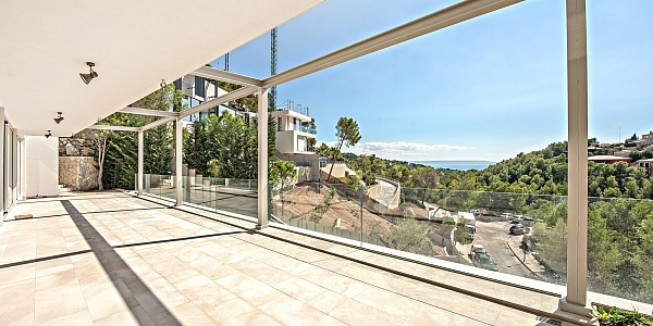 5 bedroom Villa for sale in Costa D´en Blanes, Mallorca