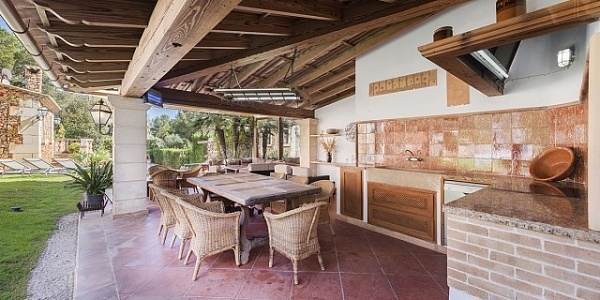 5 bedroom Villa for sale in Costa de los Pinos, Mallorca