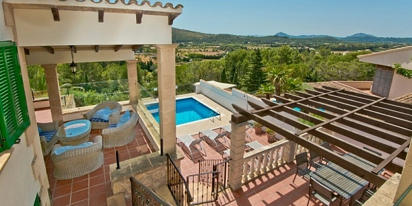 5 bedroom Villa for sale in Puerto Pollensa, Mallorca
