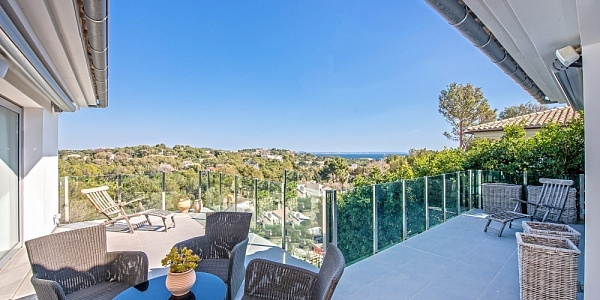5 bedroom Villa for sale in Puerto Portals, Mallorca