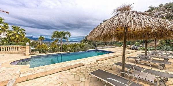 5 bedroom Villa for sale in Son Vida, Mallorca