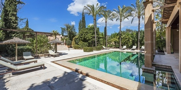 6 bedroom Finca for sale in Santa Maria del Camí, Mallorca