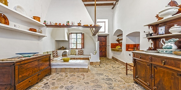 6 bedroom Finca for sale in Soller, Mallorca
