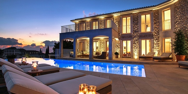 6 bedroom Villa for sale in Port Andratx, Mallorca