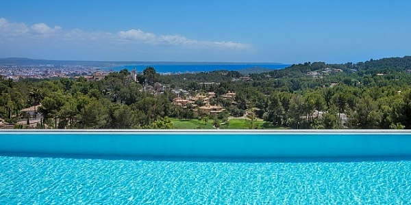 6 bedroom Villa for sale in Son Vida, Mallorca