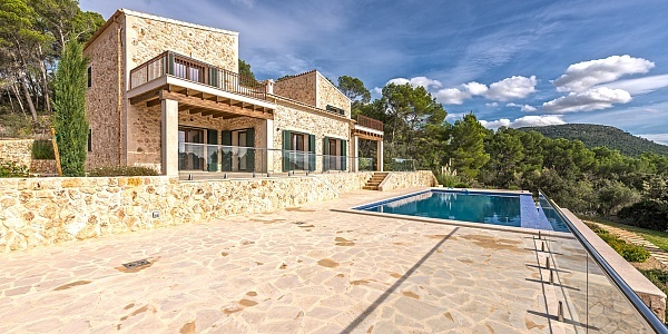 7 bedroom Finca for sale in Algaida, Mallorca