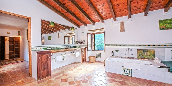 7 bedroom Finca for sale in Banyalbufar, Mallorca