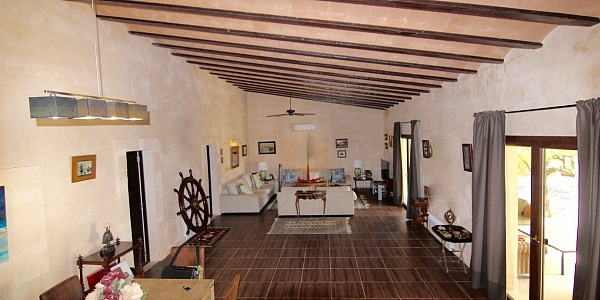 7 bedroom Finca for sale in Selva, Mallorca