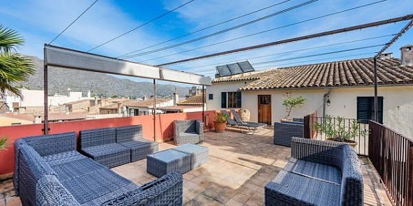 7 bedroom Townhouse for sale in Pollensa, Mallorca