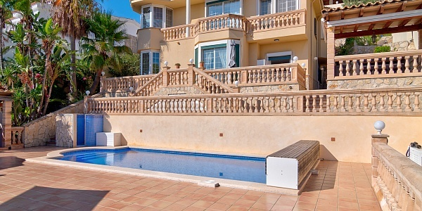 7 bedroom Villa for sale in Costa den Blanes, Mallorca