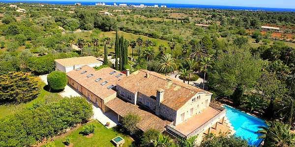 8 bedroom Finca for sale in Cala Murada, Mallorca