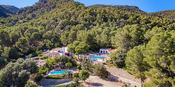 8 bedroom Finca for sale in Genova, Mallorca