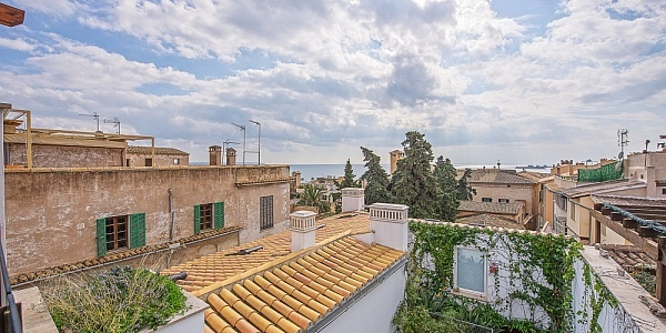 8 bedroom Townhouse for sale in Palma Oldtown, Mallorca
