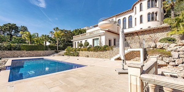 9 bedroom Villa for sale in Son Vida, Mallorca